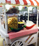 Fish & Chips Cart for Hire in London