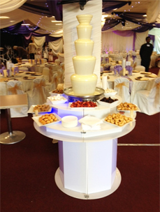 Fruits & Fountains - Chocolate Fountain Hire for Weddings and ...